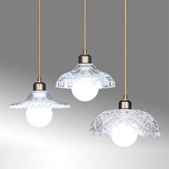 boaz 아이스 팬던트 식탁등 LED 카페 홈 디자인 인테리어 조명