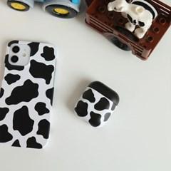 에어팟/에어팟 pro 케이스 - COW Pattern