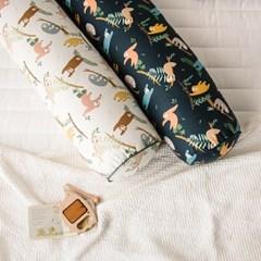 원형 바디필로우 커버 - 나무늘보
