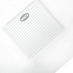 [D805] 컬러 그리드 메모 패드 COLOR GRID MEMO