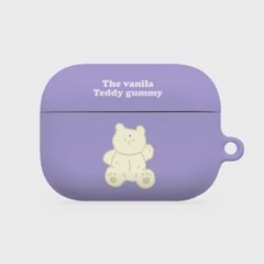 vanila teddy gummy [hard 에어팟프로케이스]