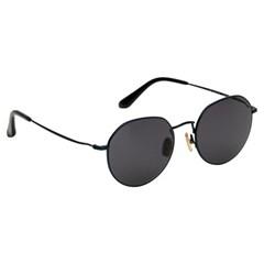 Huge - Deep Blue (Smoke Black Sunglasses)