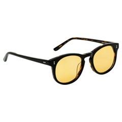 Cenicero - Demi Amber (Yellow Tint Sunglasses)