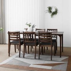 [헤리티지월넛] M3형 식탁/테이블 세트 1900_(1754649)