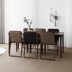 [헤리티지월넛] M5형 식탁/테이블 세트 1900_(1754651)
