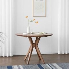 [블랙러버] B형 원형식탁/테이블 1000_(1754831)