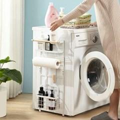 세탁기 용품 선반 욕실 화장실 베란다 수납장 정리대