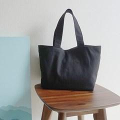mini tote bag (black)