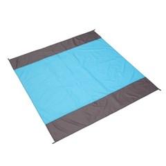 디어캠핑 그라운드 시트(210x200cm) (블루) 텐트바닥 방수 돗자리