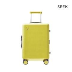 [SEEK]시크 100% PC 하드캐리어 20인치 기내용캐리어 여행용가방