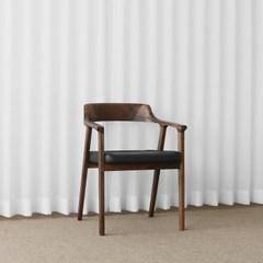 [헤리티지월넛] AO형 의자 딥브라운_(1759198)