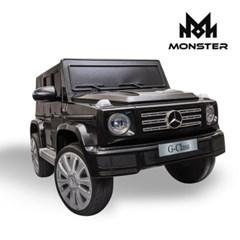 몬스터토이즈 벤츠전동차 지바겐 G500 유아전동차 아기전동차