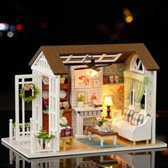 DIY 취미 집만들기 집콕놀이 아기자기 미니어쳐 하우스