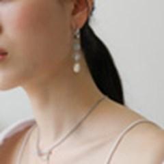 interstella earring (silver)