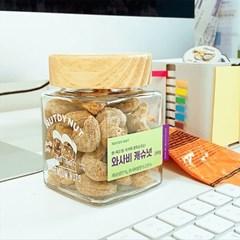 [뚝배기패밀리] 넛디넛 와사비캐슈넛 데일리에디션 3개세트