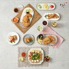 심쿵한 고구마 치즈 롤까스 120g X 6개 + 소스 3봉