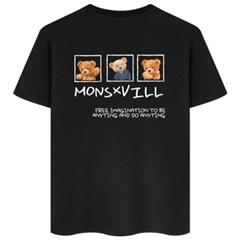 Box Teddy bear T-shirt