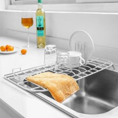 씽크대 식기 건조대 개수대 그릇 채반 설거지 통 선반