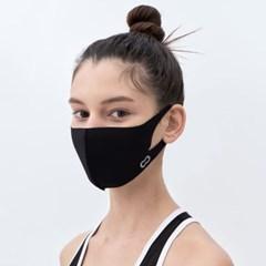 [르마스카] 패션마스크 - 쿨에어 스포츠 블랙