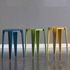 인테리어 간이 보조 카페 화장대 야외 식탁 스툴 의자