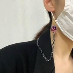 호마이카 체인 분실방지 일회용 마스크 패션 목걸이줄