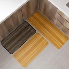 밀림방지 주방 씽크 욕실 현관 바닥 매트 발매트 발판
