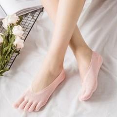 여성 내발에 쏙 5칼 세트 여성덧신 144