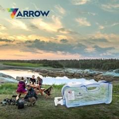 애로우 캠핑 물통 핸디형 4.73L 차박 생수 음료 디스펜서