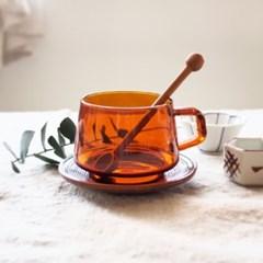우드컵받침 (우드소서, 찻잔받침, 커피잔받침)