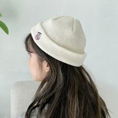 비니 숏 남성 여성 챙없는 모자 쿨면 꼭지