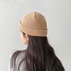 봄 여름 레옹 와치캡 모자 쿨 면 니트 꼭지 숏 비니 남자 여자