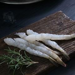 CJ프레시웨이 손질새우 100미 + 큐원 참튀김가루 1kg_(2102438)