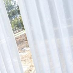 [뷰하우스] 루나 속지형 린넨아이보리 맞춤커튼