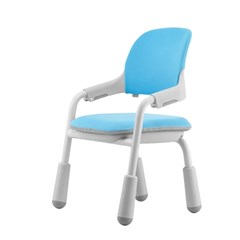 생활지음 제미니 높이조절 유아동 의자 4LEGS 6컬러