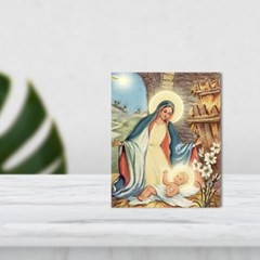 DIY 페인팅 - 아기예수의 탄생 PR11 (40x50)_(1625582)