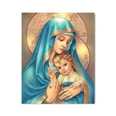 DIY 페인팅 - 성모마리아와 아기예수의 포옹 PR12 (40x5_(1625581)
