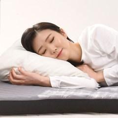 라누베 라이트 마약 매트리스 토퍼 침대 바닥 수면매트 Q(퀸) 7cm