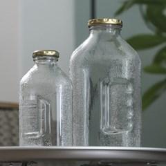 델몬트 유리병 냉장고 유리 물병 물통