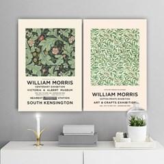 퍼니즈 모리스B 포스터 1+1+1 3장세트 (A3사이즈) /명화 작품
