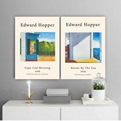 퍼니즈 호퍼A 포스터 1+1+1 3장세트 (A3사이즈) /명화 작품
