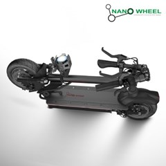 [나노휠] 전동킥보드 NQ-AIR 1000W Plus+ 프리미엄 60V (13Ah)