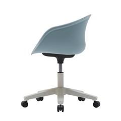 생활지음 루미 회전형 인테리어 의자 블루스카이(BS)