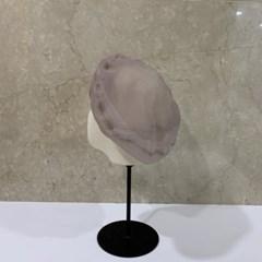 망사 얇은 기본 심플 패션 헌팅캡 마도로스 모자