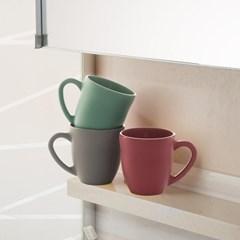 국산 실리콘 욕실 손잡이 양치컵 어린이 물컵 머그컵