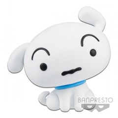[짱구는 못말려] Fluffy Puffy 흰둥이 ver.A