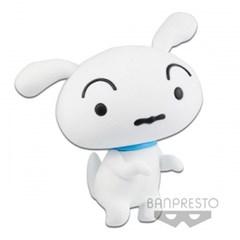 [짱구는 못말려] Fluffy Puffy 흰둥이 ver.B