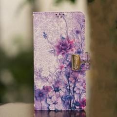 LG X6 2019(X625) Encanto_OleoMix 유화지퍼 지갑케이스
