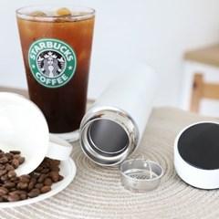 카페 보온보냉 분유 LED온도표시 스마트 텀블러 500ml_(1347501)
