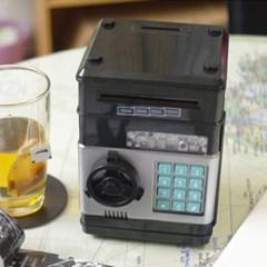 미니 개인 전자 금고 동전 지폐 저금통 미니볼트