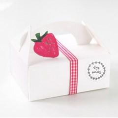 딸기 픽(10개)